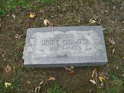 Susan E Susie <i>Corrigan</i> Brubaker