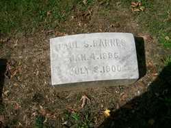 Paul S Barnes