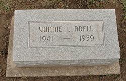 Vonnie I. Abell