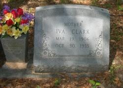 Iva W. <i>Ratcliff</i> Clark