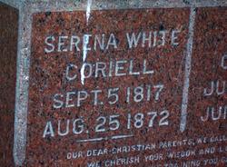 Serena <i>White</i> Coriell