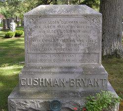 Judith <i>Cushman</i> Bryant