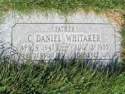 Charlie Daniel Whitaker