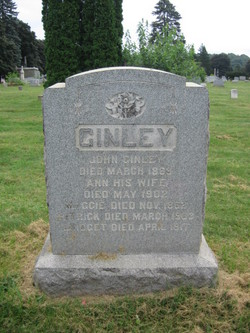 Bridget Ginley