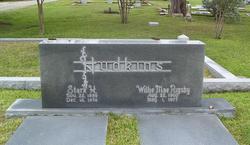Willie Mae <i>Rigsby</i> Hudkins