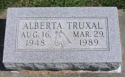Alberta Truxal