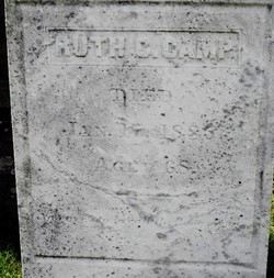 Ruth C. <i>Tucker</i> Camp