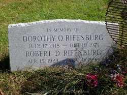 Dorothy O. <i>Hect</i> Rifenburg