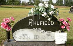 Frederick William Fred Ahlfield