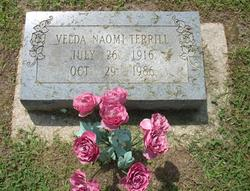 Velda Naomi Terrill