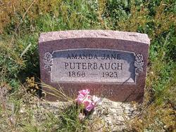 Amanda Jane Puterbaugh