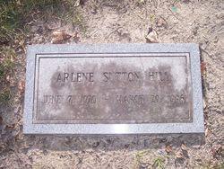 Arlene <i>Sutton</i> Hill