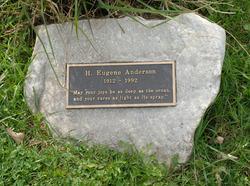Herman Eugene Anderson