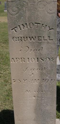 Timothy Gruwell, Jr