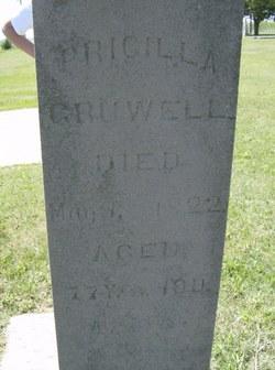 Priscilla <i>Stanley</i> Gruwell