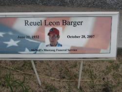 Reuel Leon Barger