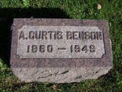 A Curtis Benson