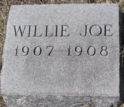 Wille Joe Blackshear