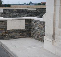 Ration Farm Military Cemetery