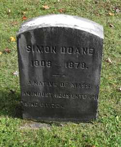 Simon Doane