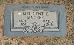 Melicent Elizabeth McCree