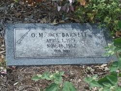 O. M. 'Jack' Barnett