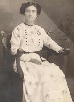 Sylvia Albertha <i>Yarian</i> Morris