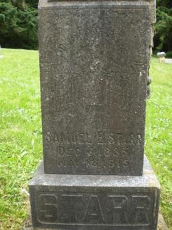 Samuel Emory Starr