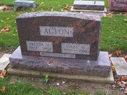 Freda M. <i>Christman</i> Acton