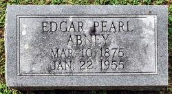 Edgar Pearl Abney