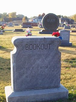 James Andrew Bookout
