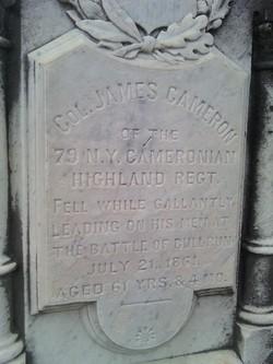 Col James Cameron
