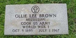 Ollie L. Brown