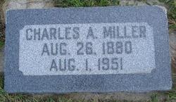 Charles Alma Miller