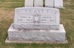Emma <i>Gillig</i> Gast