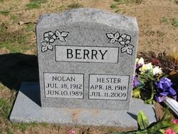Hester L. <i>O'Barr</i> Berry
