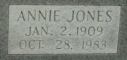 Annie M. <i>Jones</i> Ballard