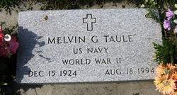 Melvin G Taule
