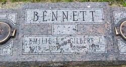Emilie Bessie <i>Lukas</i> Bennett