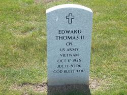 Edward Thomas, II