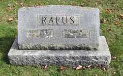 Marguerite <i>Johnson</i> Rafus