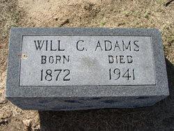 William Clayton Adams