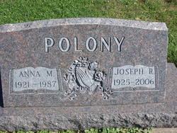Anna May <i>Albers</i> Polony