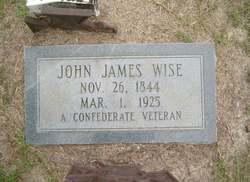 John James Wise