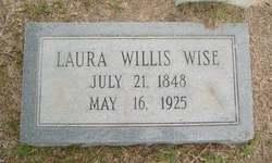 Laura Lydia <i>Willis</i> Wise
