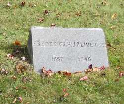 Frederick H Jolivette