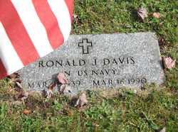 Ronald J Davis