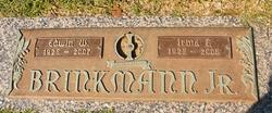 Edwin William Curley Brinkmann, Jr