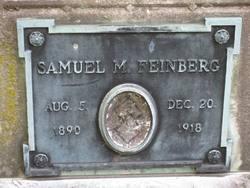 Samuel M Feinberg