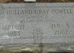 Holland Gray Holly Cowell